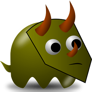 Padepokan: triceratops clipart