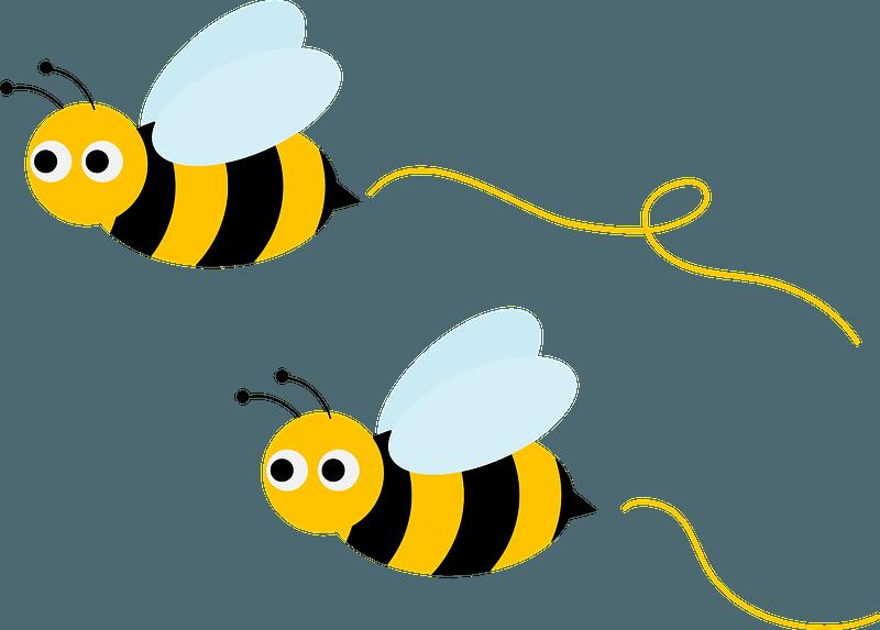 Honey Bees Clipart Free Download Transparent Png Creazilla