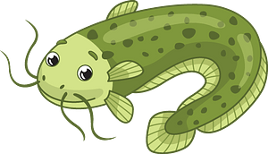 Catfish clipart