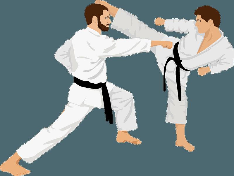 Karate Clipart Free Download Transparent Png Creazilla