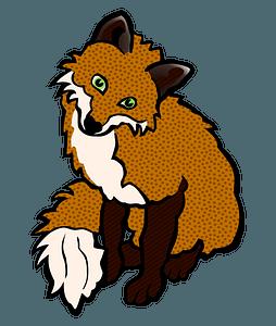 Fox clipart