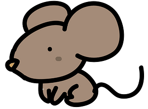 Brown Mouse 클립 아트
