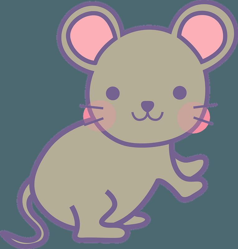 mouse clip art - - Image Search Results   Souris dessin, Coloriage, Dessins  mignons