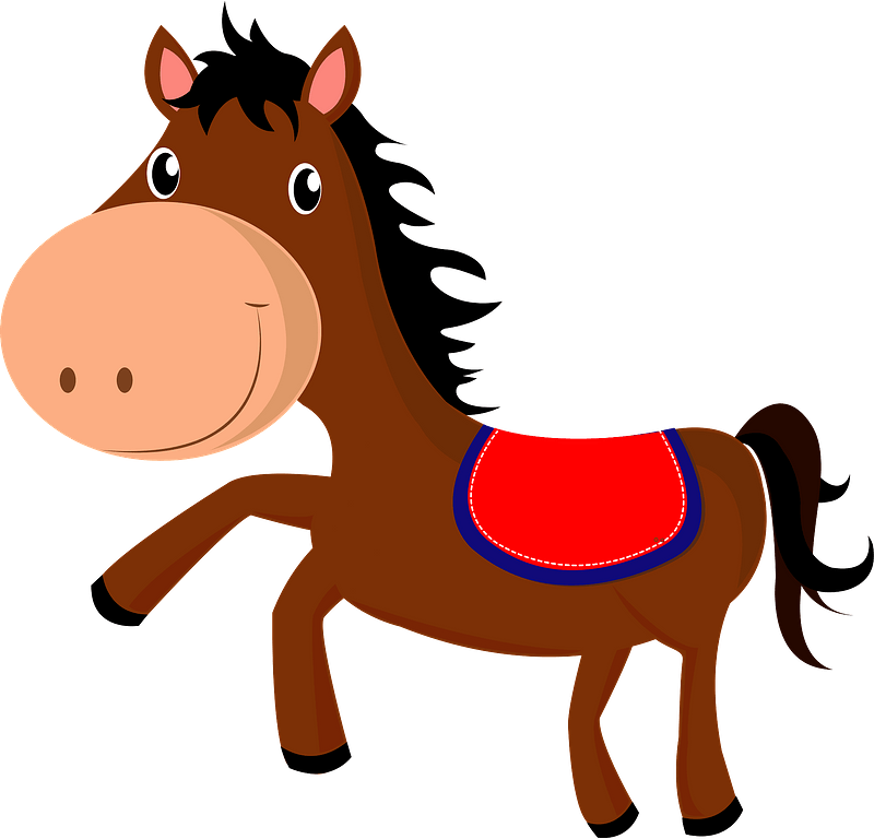 Horse Animal Clipart Free Download Transparent Png Creazilla