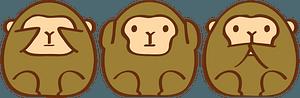Monkey animal clipart