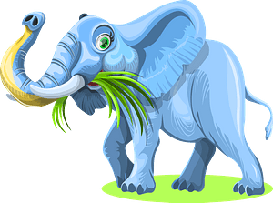 Elephant 클립 아트