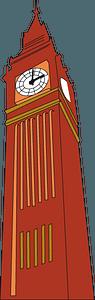 Big Ben clipart