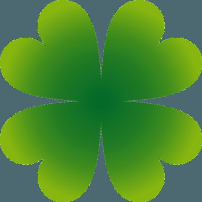 Four-leaf clover clipart. Free download transparent .PNG ...