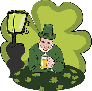 St. Patrick clipart