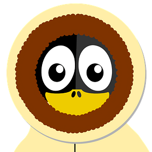 Inuit penguin clipart