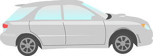 Subaru WRX Wagon clipart