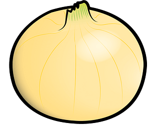 Food vegetable onion clipart