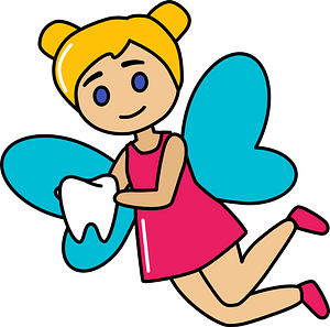 Tooth fairy clipart