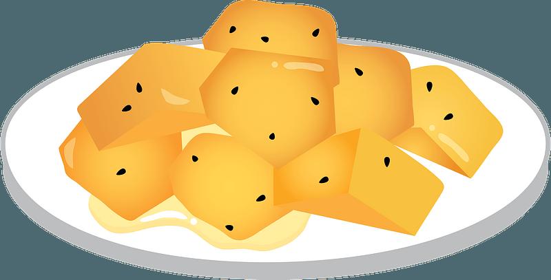 Sweet Potato Clipart