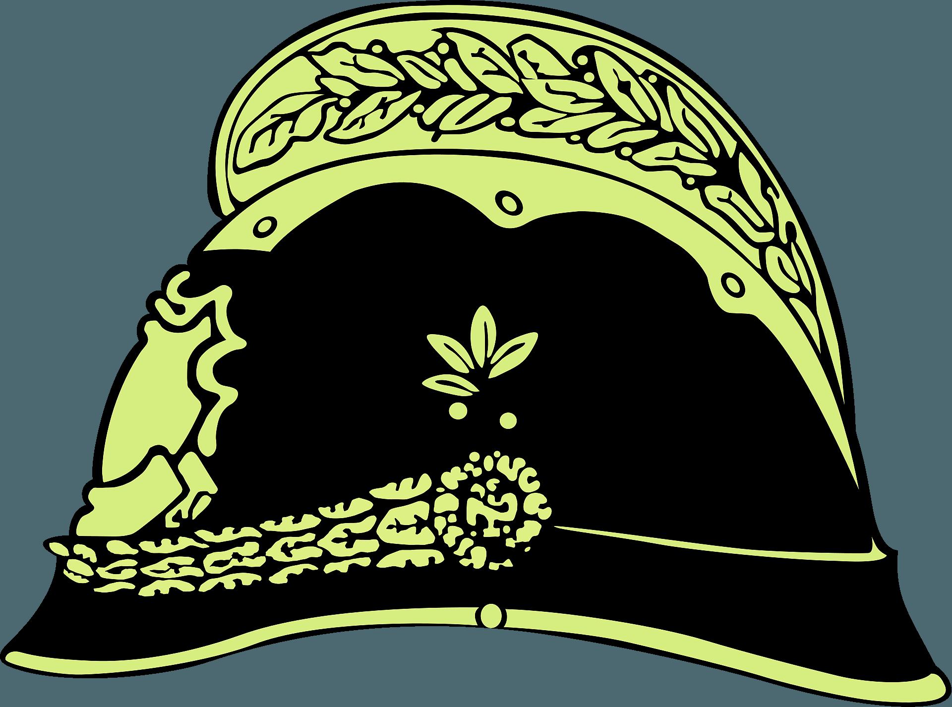 Old Fireman Helmet Clipart Free Download Transparent Png Creazilla