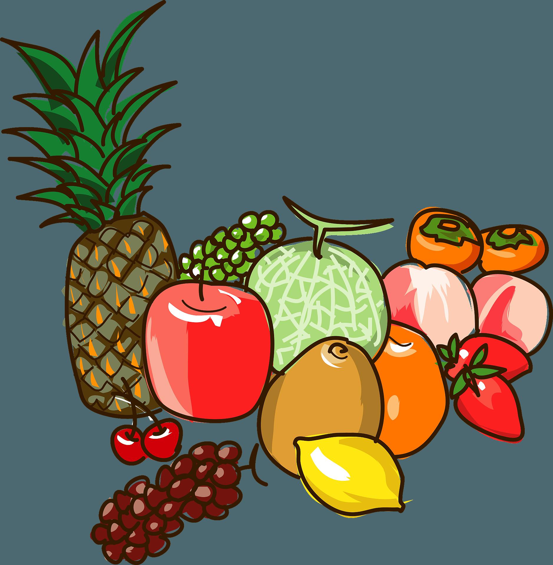 Fruit Clipart Free Download Transparent Png Creazilla