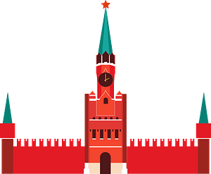 Spasskaya Tower clipart
