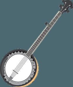 Banjo clipart