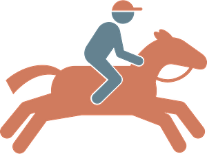 Horse race кліпарт