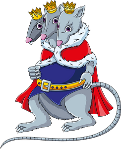 King Rat clipart