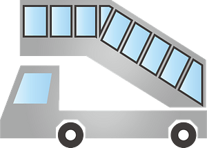 Accommodation ladder clipart