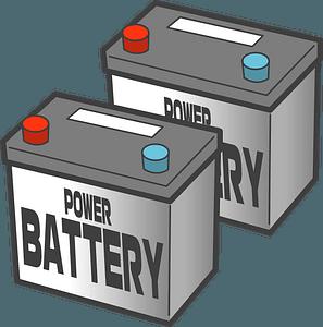 Car Batteries clipart