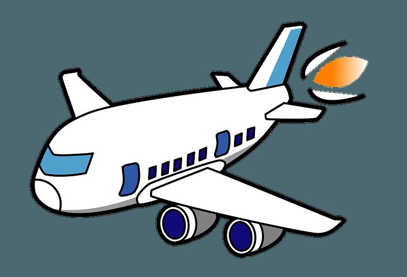 Airplane Clipart Free Download Transparent Png Creazilla