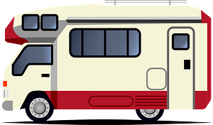 Recreational vehicle clipart