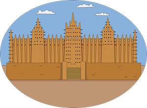 Timbuktu clipart