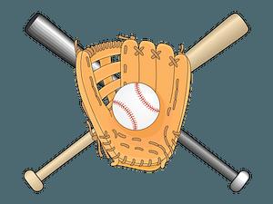 Baseball sports clipart