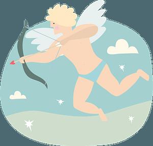 Cupid clipart