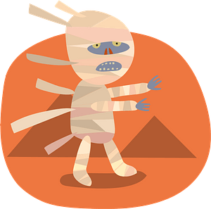 Mummy clipart