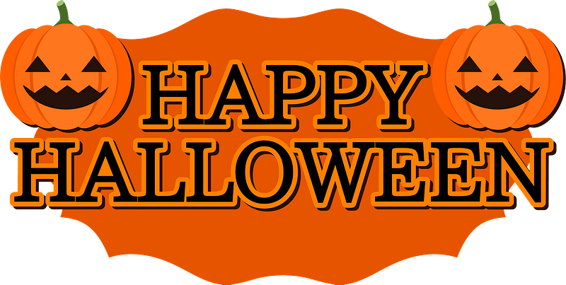 Happy halloween clipart. Free download transparent .PNG | Creazilla