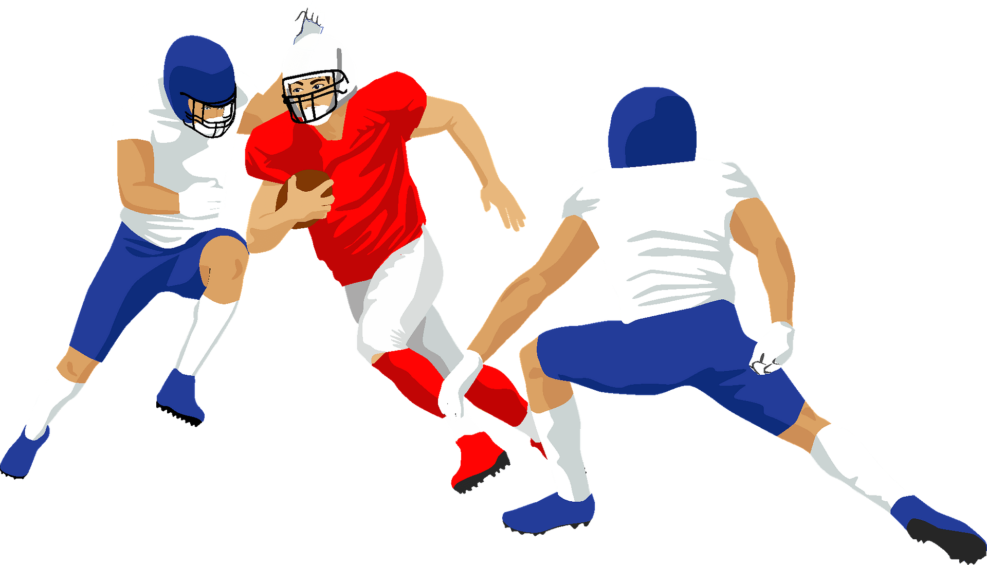 American Football Clipart Free Download Transparent Png Creazilla