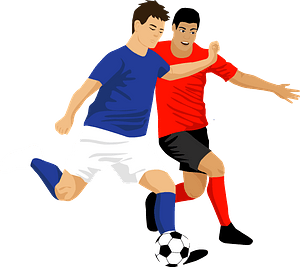 Soccer (football) clipart
