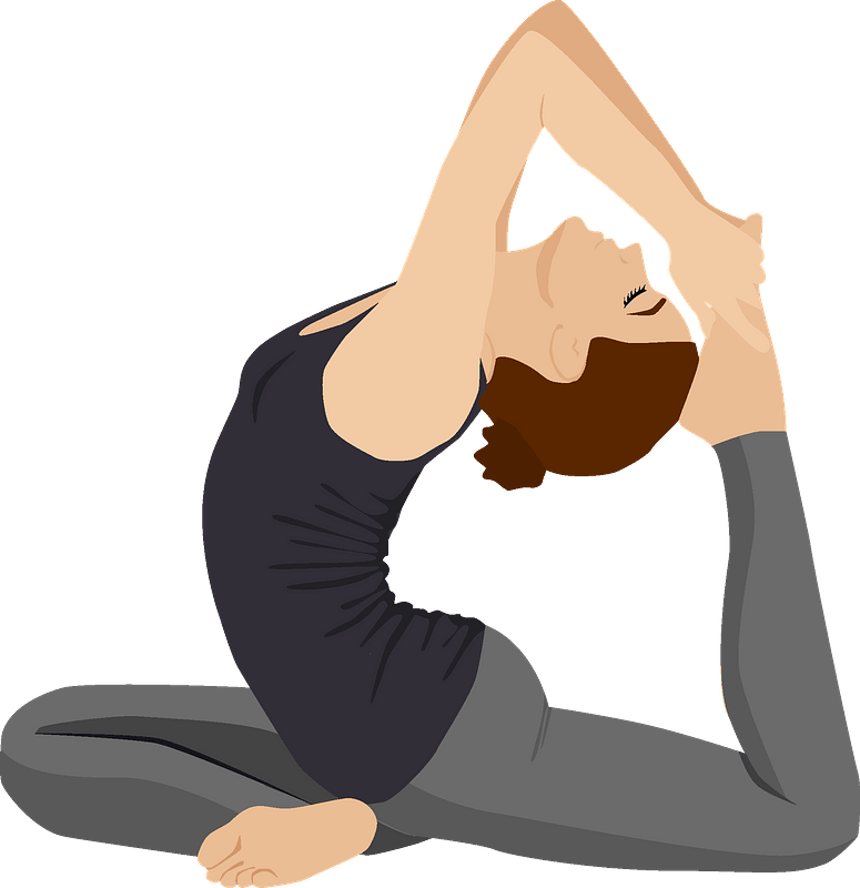 Yoga Clipart Free Download Transparent Png Creazilla