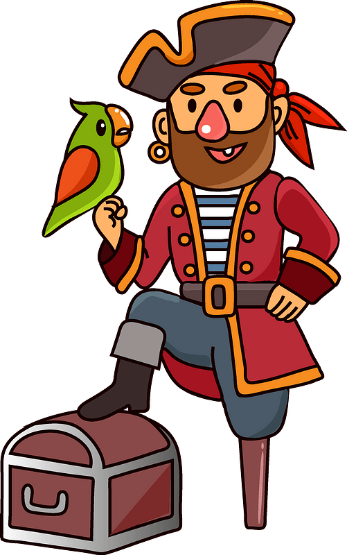 Pirate Clipart Free Download Transparent Png Creazilla