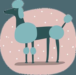 Poodle кліпарт