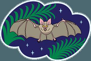 Vampire Bat 클립 아트