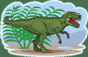 Tyrannosaurus clipart