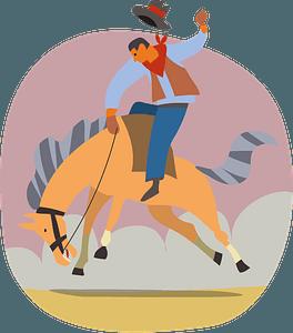 Rodeo кліпарт