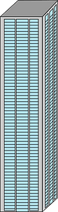 Tall building clipart