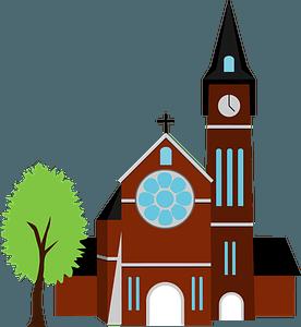 Church clipart