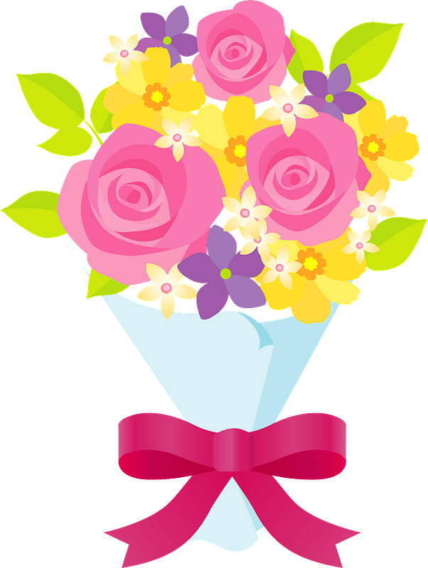 Bouquet Clip Art