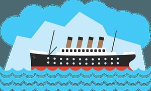 Titanic clipart