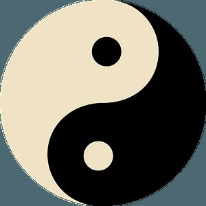 Yin Yang clipart