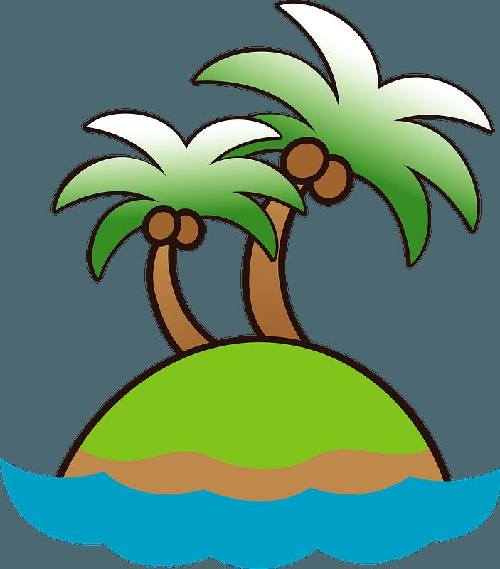 Download Island Clipart HQ PNG Image   FreePNGImg