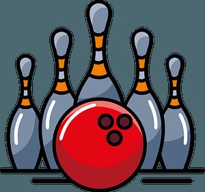 Bowling ball clipart