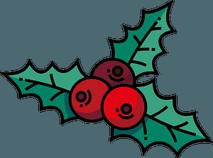 Mistletoeのクリップアート