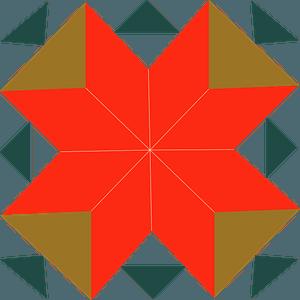 Romano-Byzantine Pattern clipart